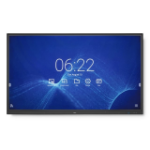 "NEC MultiSync CB651Q-2 Interactive flat panel 165.1 cm (65"") LED 4K Ultra HD Black Touchscreen"