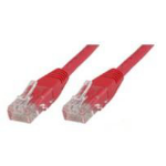 Microconnect 20m Cat5e UTP 20m Red