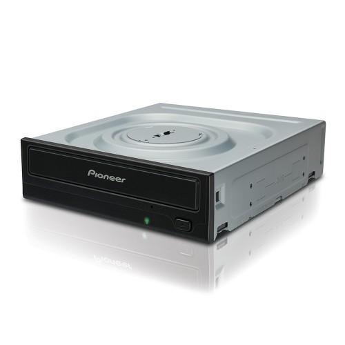 Pioneer DVR-S21WBK optical disc drive Internal Black DVD±RW