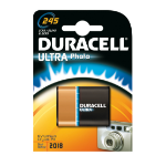 Duracell Ultra Photo 245 Single-use battery 6V Nickel-Oxyhydroxide (NiOx) 6 V