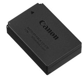 Canon LP-E12 Lithium-Ion (Li-Ion) 875 mAh
