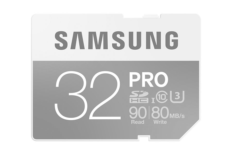 Samsung 32GB SDHC 32GB SDHC Class 10 memory card