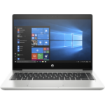"HP ProBook 445R G6 Notebook 35.6 cm (14"") 1920 x 1080 pixels AMD Ryzen 3 4 GB DDR4-SDRAM 128 GB SSD Wi-Fi 5 (802.11ac) Windows 10 Pro Silver"