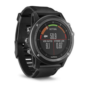 Garmin fēnix 3 Sapphire HR Bluetooth Black sport watch