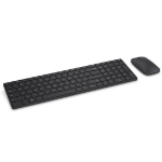 Microsoft Designer Bluetooth Desktop - Black, Keyboard with Mouse (7N9-00006)