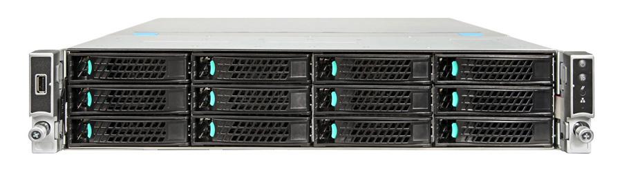 Server System R2312wttysr