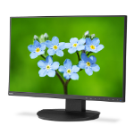 "NEC MultiSync EA231WU-BK LED display 57.1 cm (22.5"") 1920 x 1200 pixels WUXGA Flat Black"