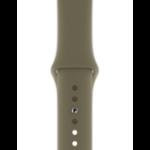 Apple MWUL2ZM/A smartwatch accessory Band Khaki Fluoroelastomer