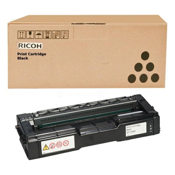 Ricoh 407716 Toner black, 6 5K pages
