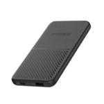 OtterBox Power Bank 5K mAh USB A&C 12W, black
