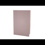 Exacompta Value Square Cut Folder LightWeight Foolscap Buff PK100