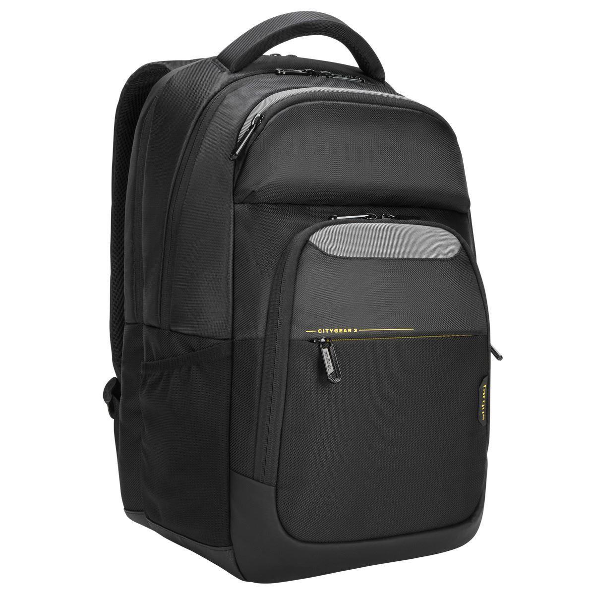 Targus City Gear 3 backpack Polyurethane Black