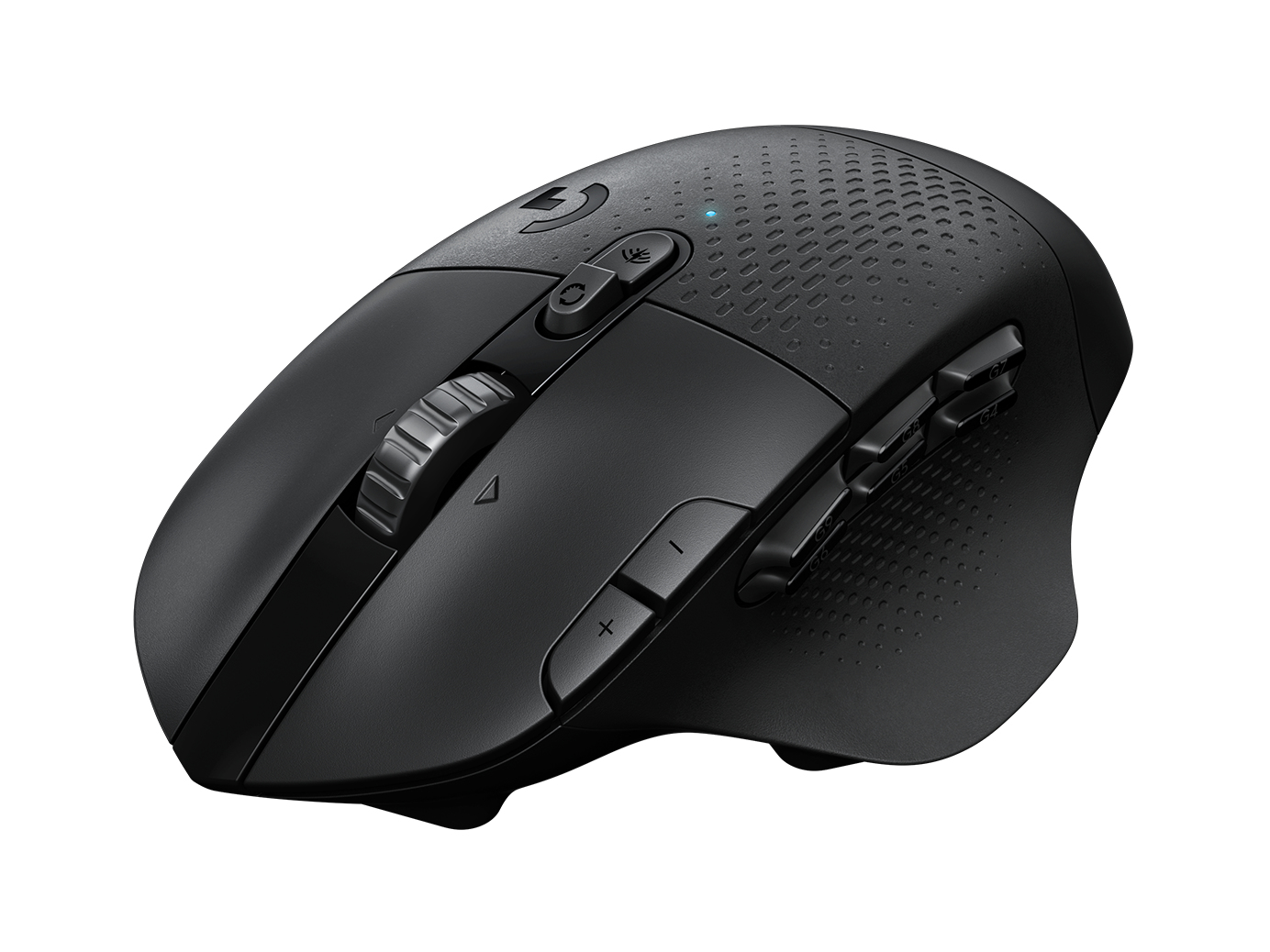 Logitech G G604 ratón RF inalámbrica + Bluetooth Óptico 16000 DPI mano derecha