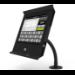 Maclocks Compulocks iPad Secure Slide POS with Flex Arm Kiosk Black - Mounting kit ( anti-theft enclosure, fl