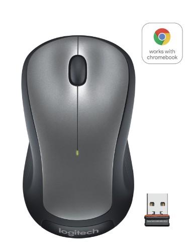 Logitech M310 mouse Ambidextrous RF Wireless Laser 1000 DPI
