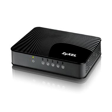 Zyxel GS-105S v2 Gigabit Ethernet (10/100/1000) Negro