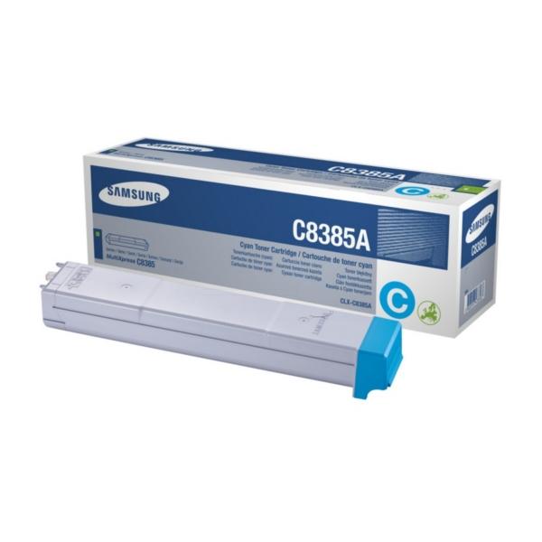 Samsung CLX-C8385A/ELS (C8385A) Toner cyan, 15K pages