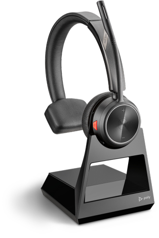 Plantronics Savi 7210 Office Headset Head-band Black