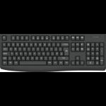 Gearlab G200 keyboard RF Wireless QWERTY UK English Black