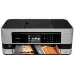 Brother MFC-J4620DW 6000 x 1200DPI Inkjet A4 35ppm Wi-Fi Black,White multifunctional