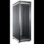 Prism Enclosures FI-CAB42610-SVR Freestanding rack 1300kg Black rack