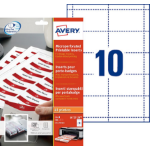 Avery Printable Inserts