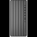 HP ENVY TE01-1000na i7-10700 Tower 10th gen Intel® Core™ i7 8 GB DDR4-SDRAM 2256 GB HDD+SSD Windows 10 Home PC Black