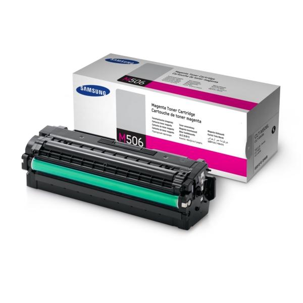 Samsung CLT-M506S/ELS (M506) Toner magenta, 1.5K pages