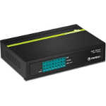 Trendnet TPE-TG80G network switch Black Power over Ethernet (PoE)