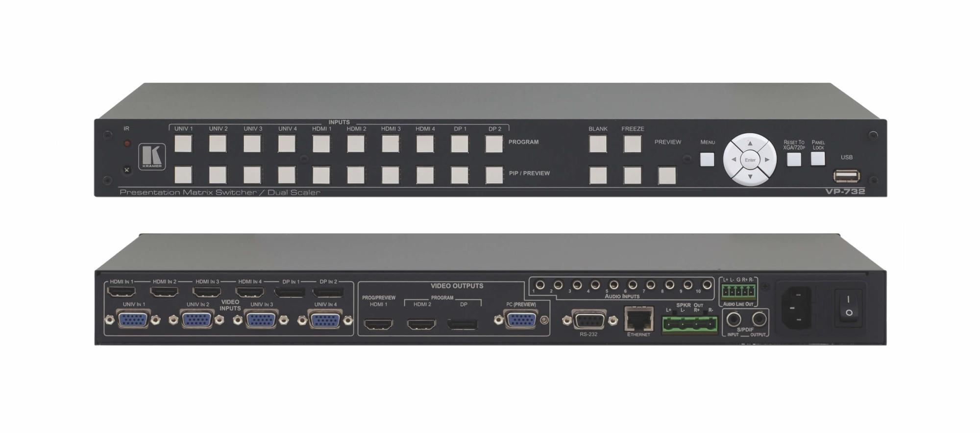 Kramer Electronics VP-732 HDMI video switch