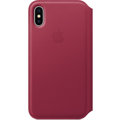 """Apple MQRX2ZM/A mobile phone case 14.7 cm (5.8"""") Cover Red"""