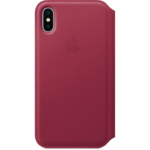 "Apple MQRX2ZM/A mobile phone case 14.7 cm (5.8"") Cover Red"