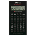 Texas Instruments BA II Plus Pro Financial Calculator