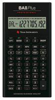 Texas Instruments BA II Plus Pro Financial Calculator
