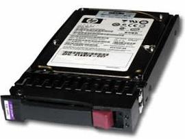 Hewlett Packard Enterprise 500GB, 6G, SAS, 7.2K rpm, SFF,2.5-inch, Dual Port Midline
