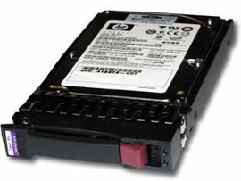 Hewlett Packard Enterprise 500GB, 6G, SAS, 7.2K rpm, SFF,2.5-inch, Dual Port Midline 2.5""