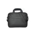 TARGUS TOSHIBA BUSINESS CARRY CASE/ NOTEBOOK BAG - FITS UP TO 16', BLACK