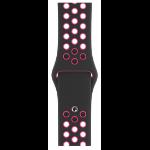 Apple MWU72ZM/A smartwatch accessory Band Black,Pink Fluoroelastomer