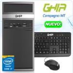 GHIA COMPAGNO MT / CORE I7 4790 3.6 GHz / 8 GB / 2 TB / DVDRW / MT-N / W10 PRO