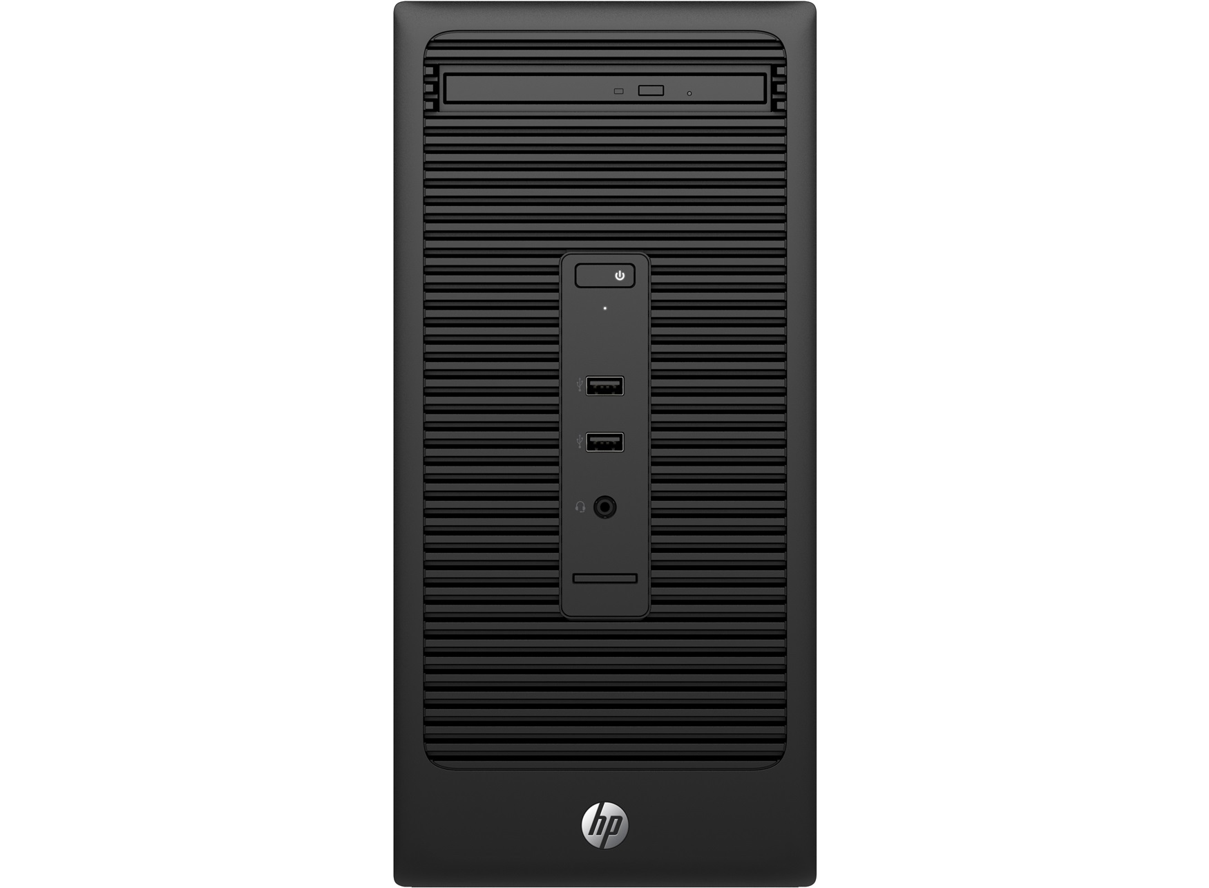 HP 280 G2 MT 3.7GHz i3-6100 Micro Tower Black