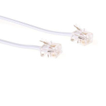 Microconnect MPK182W telephony cable 2 m White