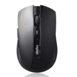 RAPOO 7200p Wireless High Level 6 key Mouse Black (LS)