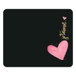 Centon Artist Prints Black mouse pad