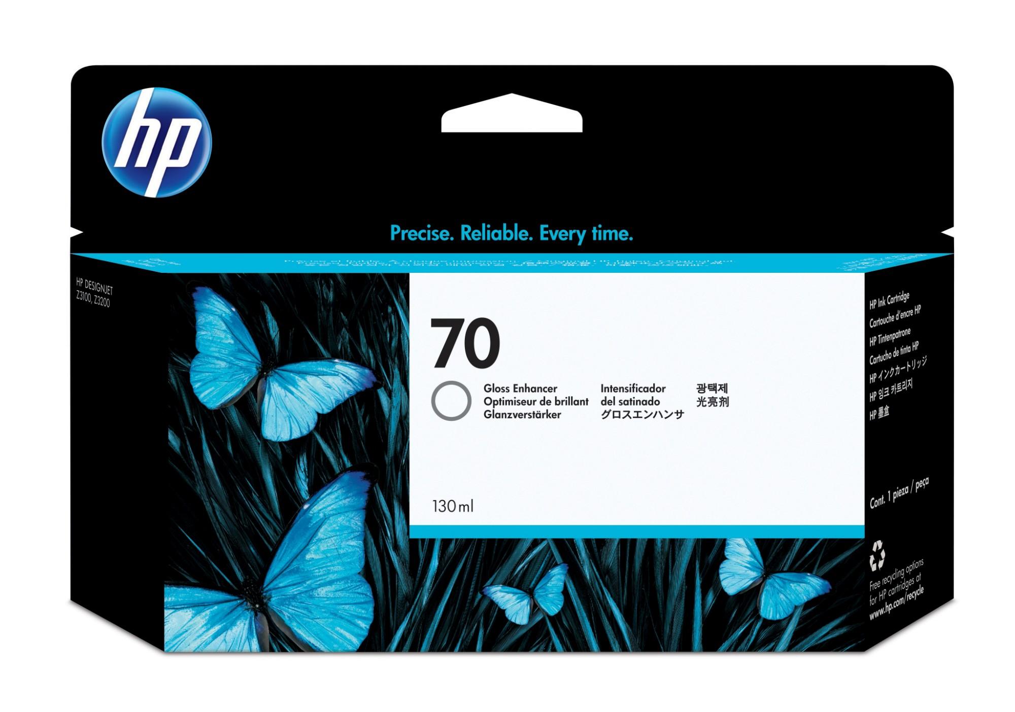 HP 70 Original Mejora de brillo 1 pieza(s)