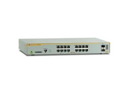 Allied Telesis AT-x230-18GT-50 Gestionado L3 Gigabit Ethernet (10/100/1000) Blanco 1U
