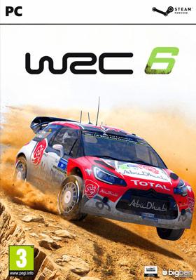 Nexway WRC 6 FIA World Rally Championship vídeo juego PC Básico Español