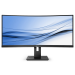 "Philips B Line 346B1C/00 computer monitor 86.4 cm (34"") 3440 x 1440 pixels WQHD LCD Black"