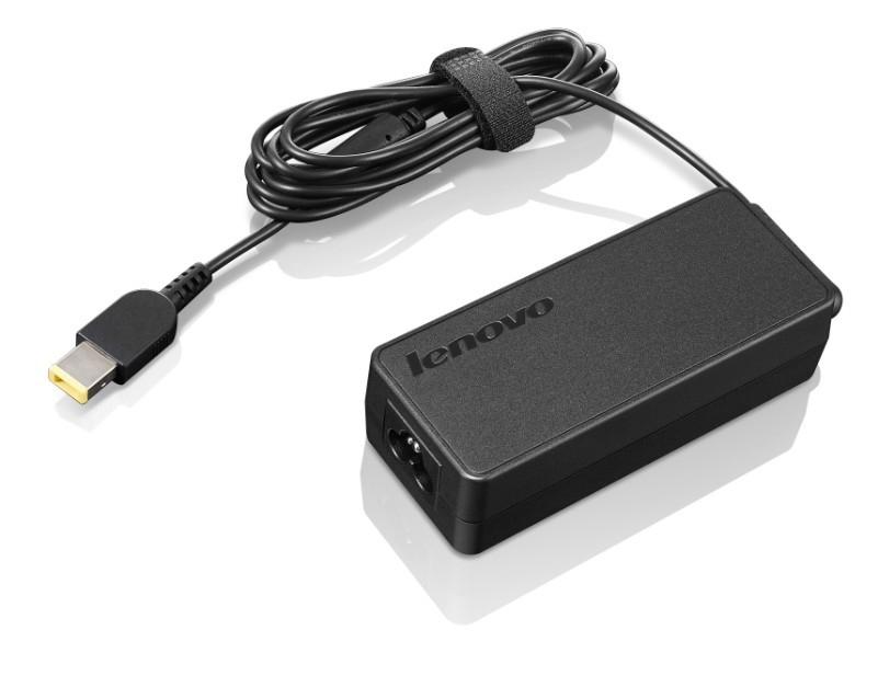 Lenovo 4X20E53344 Indoor 65W Black power adapter/inverter