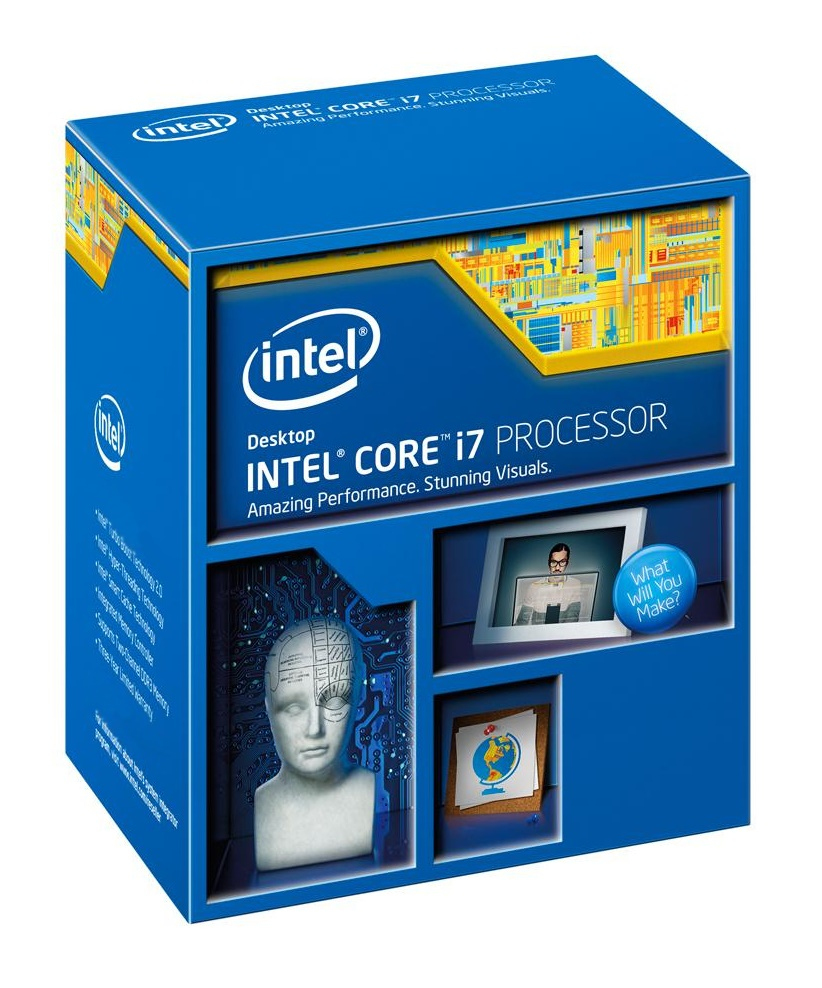 Intel Core ® ™ i7-5960X Processor Extreme Edition (20M Cache, up to 3.50 GHz) 3GHz 20MB Smart Cache Box processor