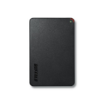 Buffalo MiniStation HDD 2TB 2000GB Black external hard drive